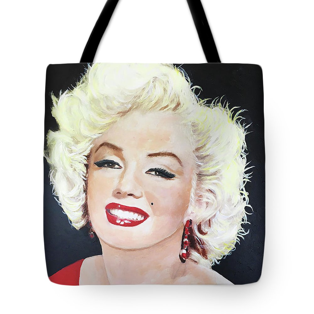 Marylin Monroe - Tote Bag