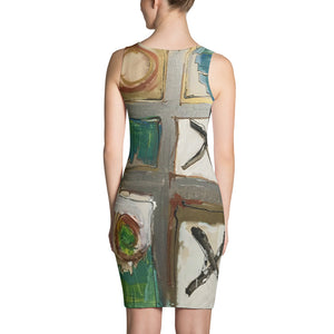 Tic Tac Toe Dress