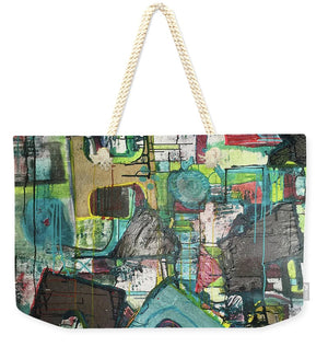 Moonshadow - Weekender Tote Bag