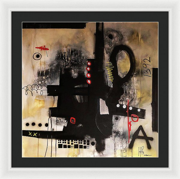 Outer Limits - Framed Print