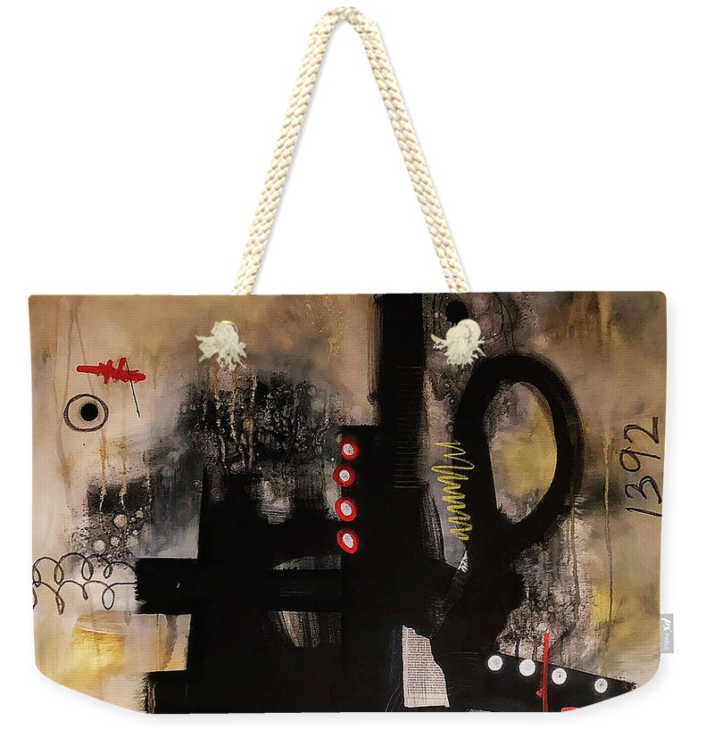 Outer Limits - Weekender Tote Bag
