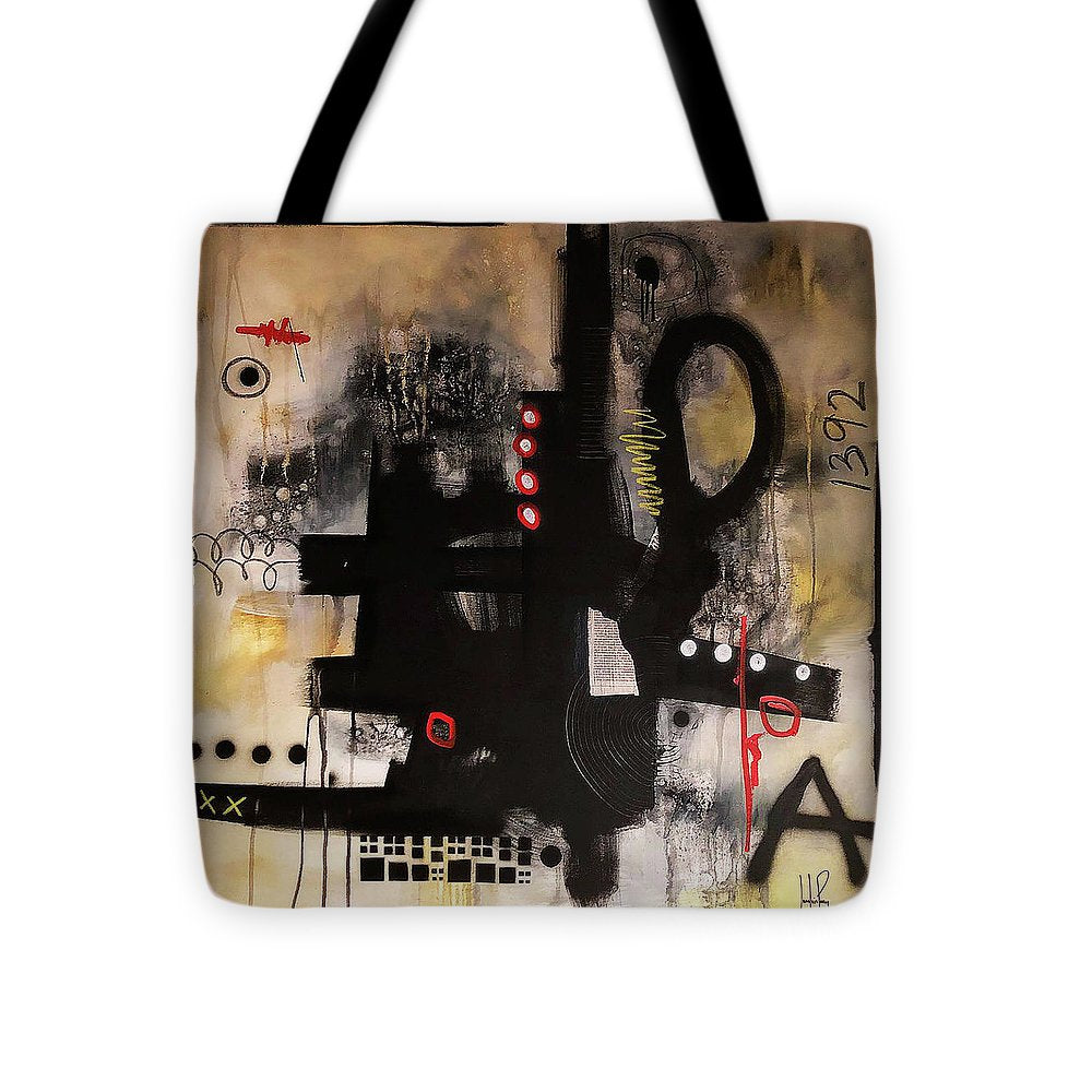 Outer Limits - Tote Bag