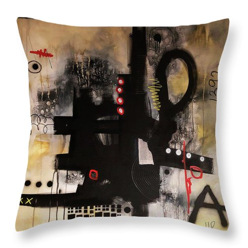 Outer Limits - Throw Pillow
