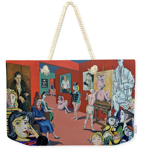 Picasso And Picasso - Weekender Tote Bag