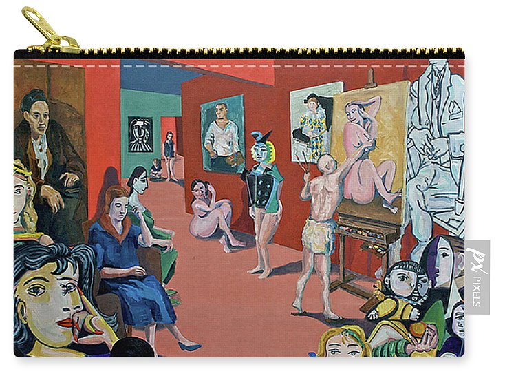 Picasso And Picasso - Carry-All Pouch