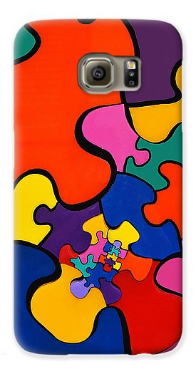 Puzzle Inception - Phone Case