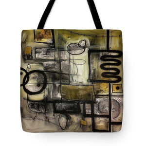 Raw Intentions - Tote Bag