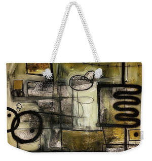 Raw Intentions - Weekender Tote Bag