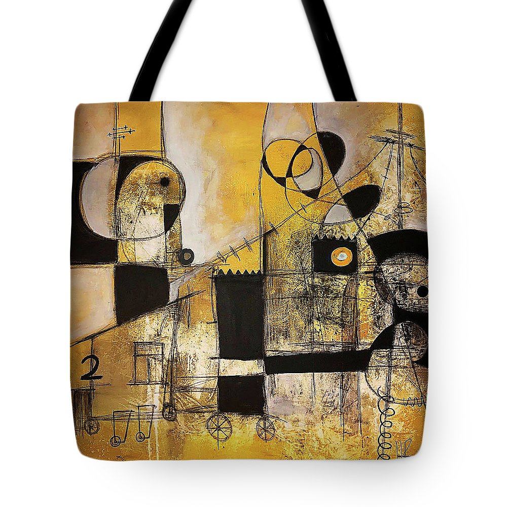 Rooted Source - Tote Bag
