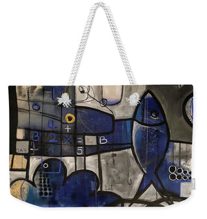 Submerged Thoughts - Weekender Tote Bag