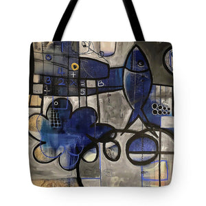 Submerged Thoughts - Tote Bag