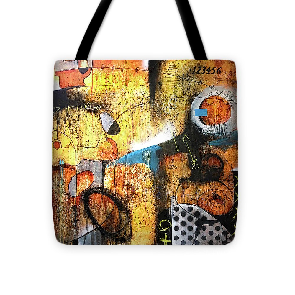 Through The Ozone - Tote Bag
