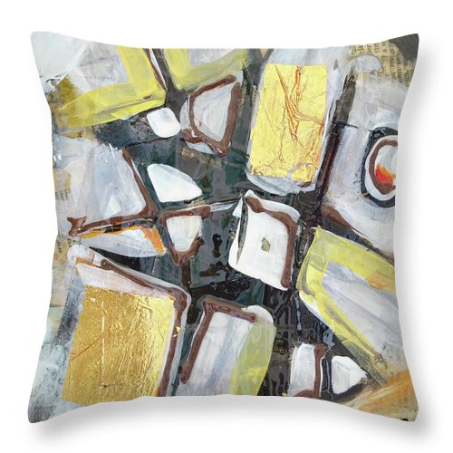 Tic Tac Toe 2 - Throw Pillow