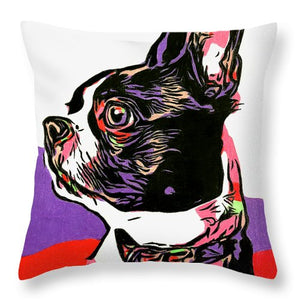 Tuxi - Throw Pillow