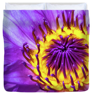 Waterlily - Duvet Cover