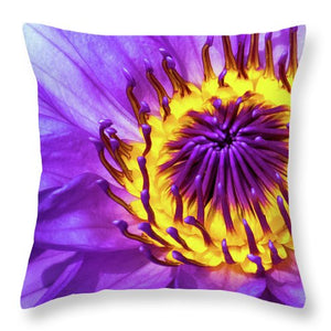Waterlily - Throw Pillow
