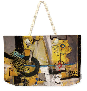 What If - Weekender Tote Bag