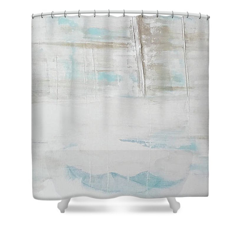 Whispering Winds - Shower Curtain