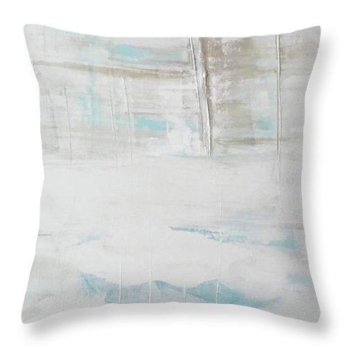 Whispering Winds - Throw Pillow