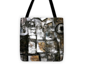 Written In Stone - Tote Bag