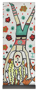 Yoga Princess Upside Down - Yoga Mat
