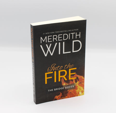 Into the Fire - Autographed