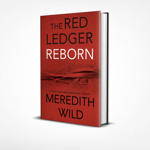Reborn (The Red Ledger: 1, 2, & 3) - Hardcover - Autographed