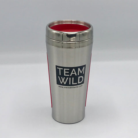 Team Wild Travel Tumbler 15 oz.