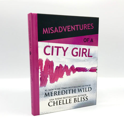 Misadventures of a City Girl - Autographed