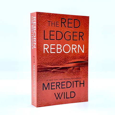 Reborn (The Red Ledger: 1, 2, & 3) - Paperback - Autographed