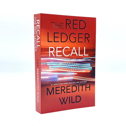 Recall (The Red Ledger: 4, 5, & 6) - Paperback - Autographed