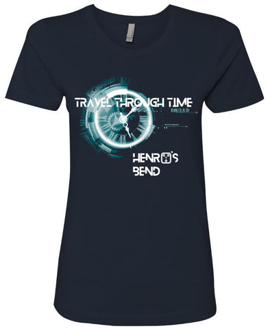 Henry's Bend Ladies Tee