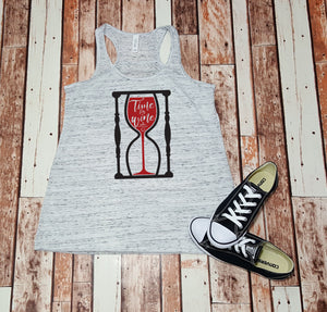 Time for Wine - Ladies Tank