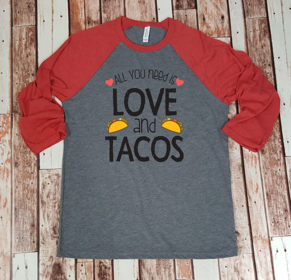 All You Need is Love and Taco
