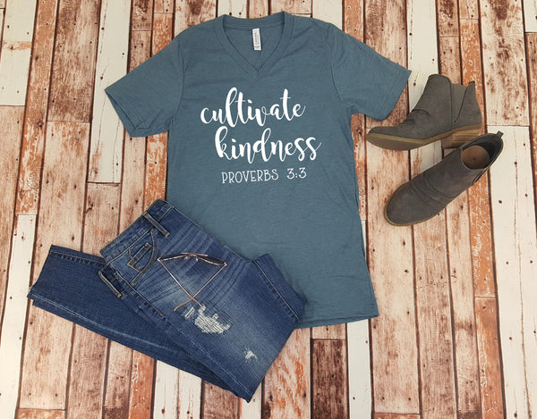 Cultivate Kindness Proverbs 3:3