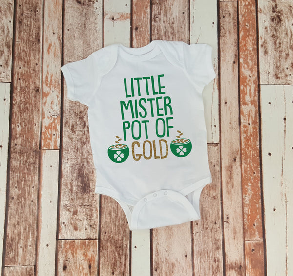 Little Mister Pot of Gold