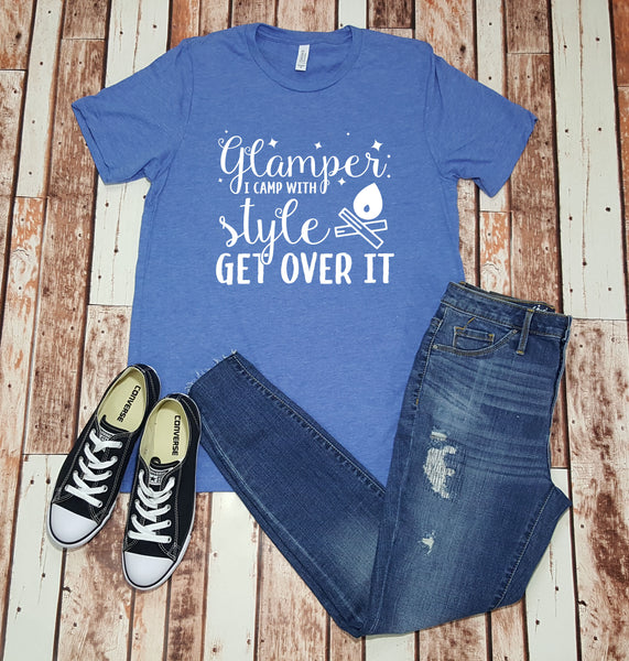 Glamper I Camp WIth Style Get Over It