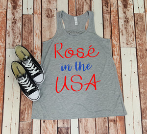 Rose in the USA