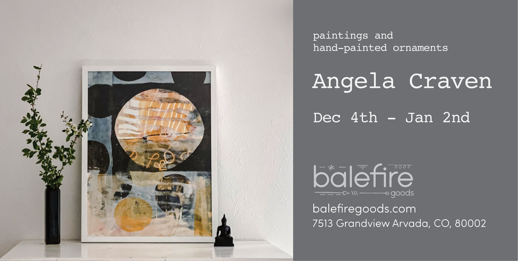 Angela Craven art in December