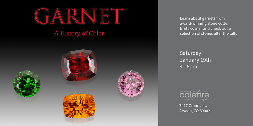 Garnet: a History of Color