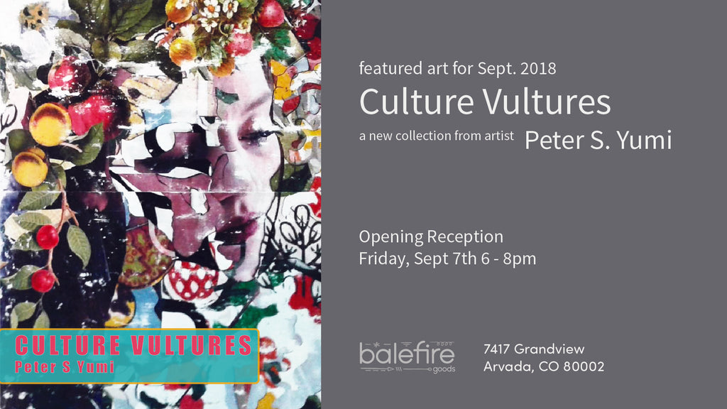 Culture Vultures by Peter S Yumi: First Friday in Olde Town Arvada