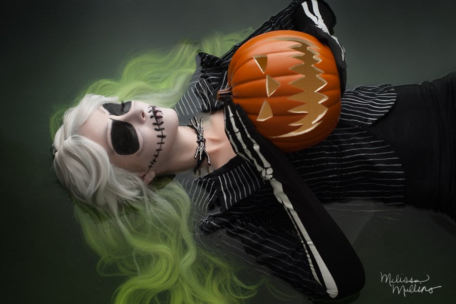First Friday: Halloween Themed Portraits by Melissa Mullins