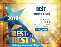Balefire Best of the Best Jewelry Store Arvada