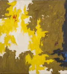 Clyfford Still, PH-321, 1948. Oil on canvas, 49 x 46 inches (124.5 x 116.8 cm). Clyfford Still Museum, Denver, CO.