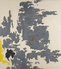 Clyfford Still, PH-105, 1952. Oil on canvas,69 1/2 x 62 inches (176.5 x 157.5 cm). Clyfford Still Museum, Denver, CO.
