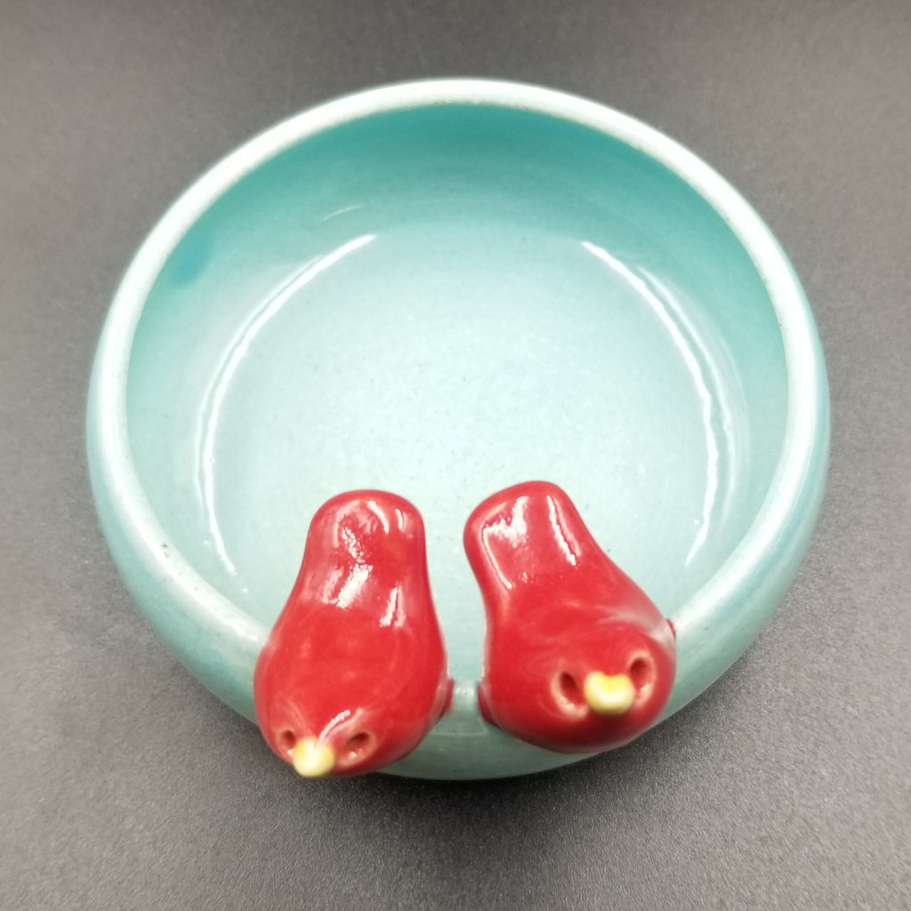 Small Lovebirds Bowl
