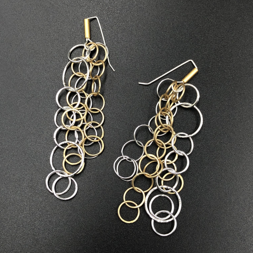 Bubbles Earrings (SG)