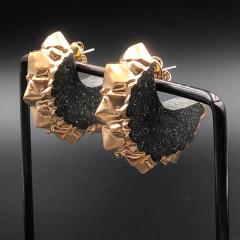 Luina Hoop Earrings