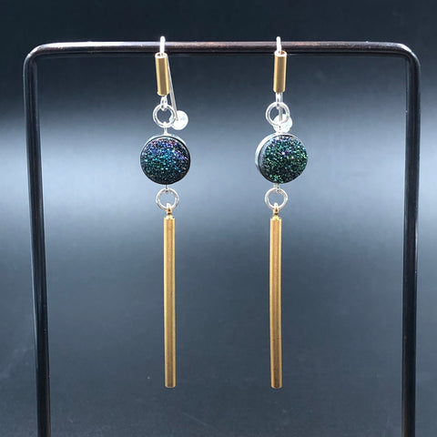 Druzy Pop Earrings