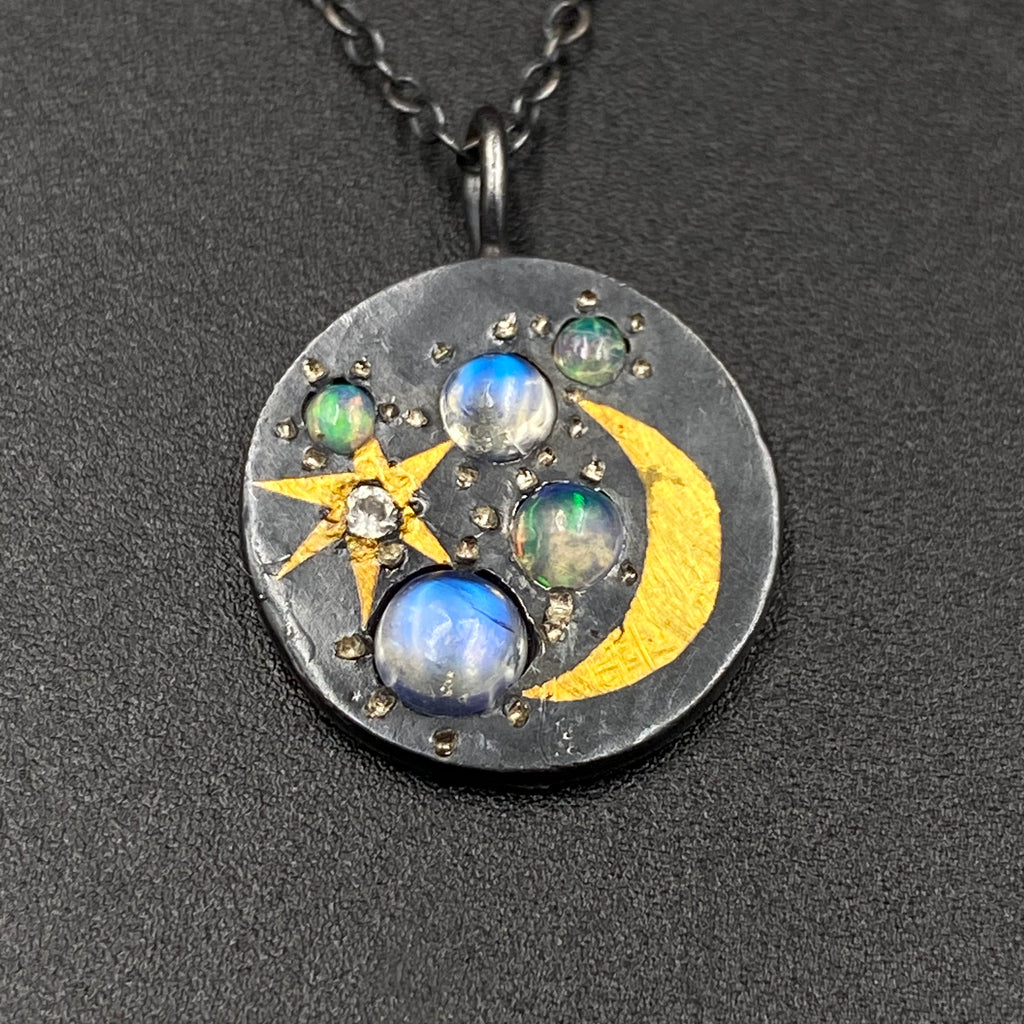 Spacescape Pendant